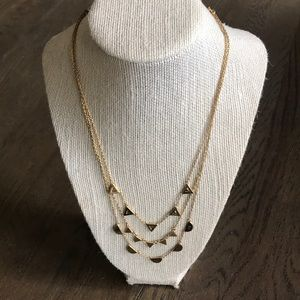 Stella & Dot versatile 3 in 1 delicate necklace